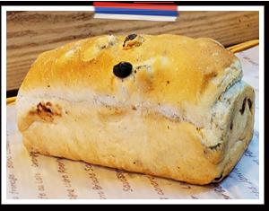 おいしいぶどうパン